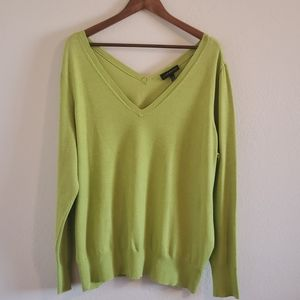 Lane Bryant Vneck Sweater